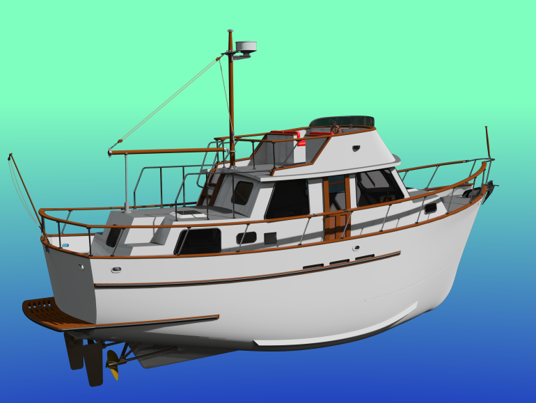 Small+Trawler+Plans Small Trawler Boats